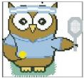 Tennis Ollie Owl Full Kit